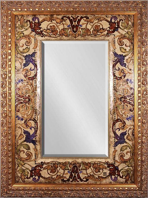 Stock - Versailles Mirror
