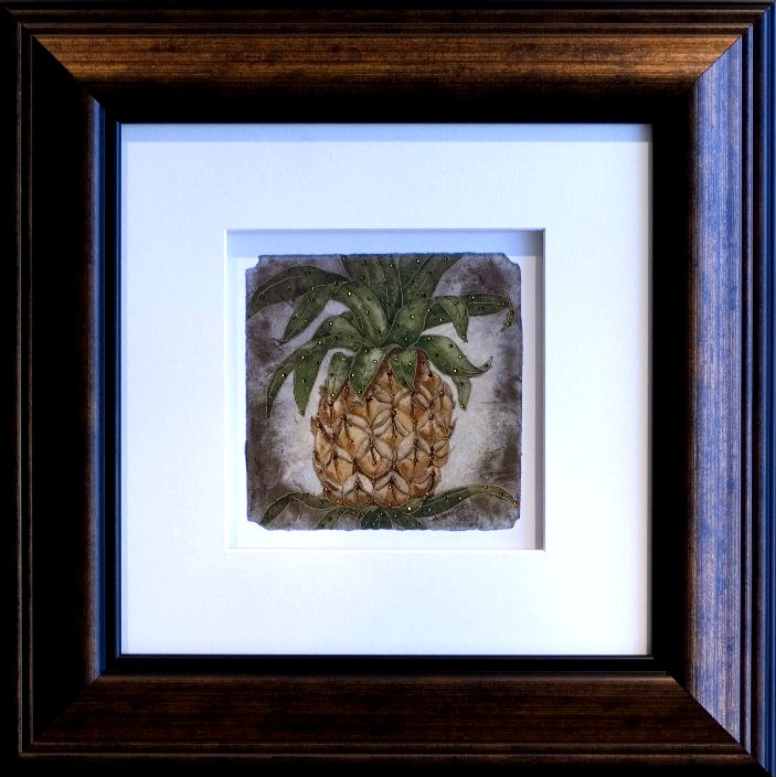 Pineapple 1, One Coast Design, Michelle Woolley Sauter