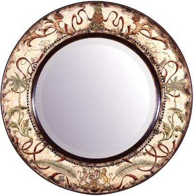 Circular Tropical Mirror