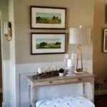 Secrets to fix a formerly 'blah' Entry Foyer