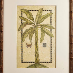 Banana Art, One Coast Design, Michelle Woolley Sauter