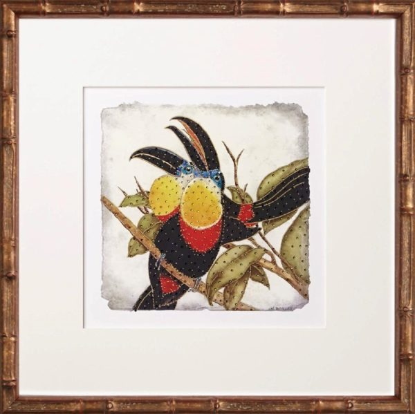 toucans, One Coast Design, Michelle Woolley Sauter