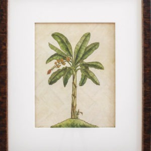 palm tree art, One Coast Design, Michelle Woolley Sauter