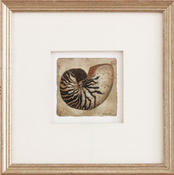 Shell Art, One Coast Design, Michelle Woolley Sauter