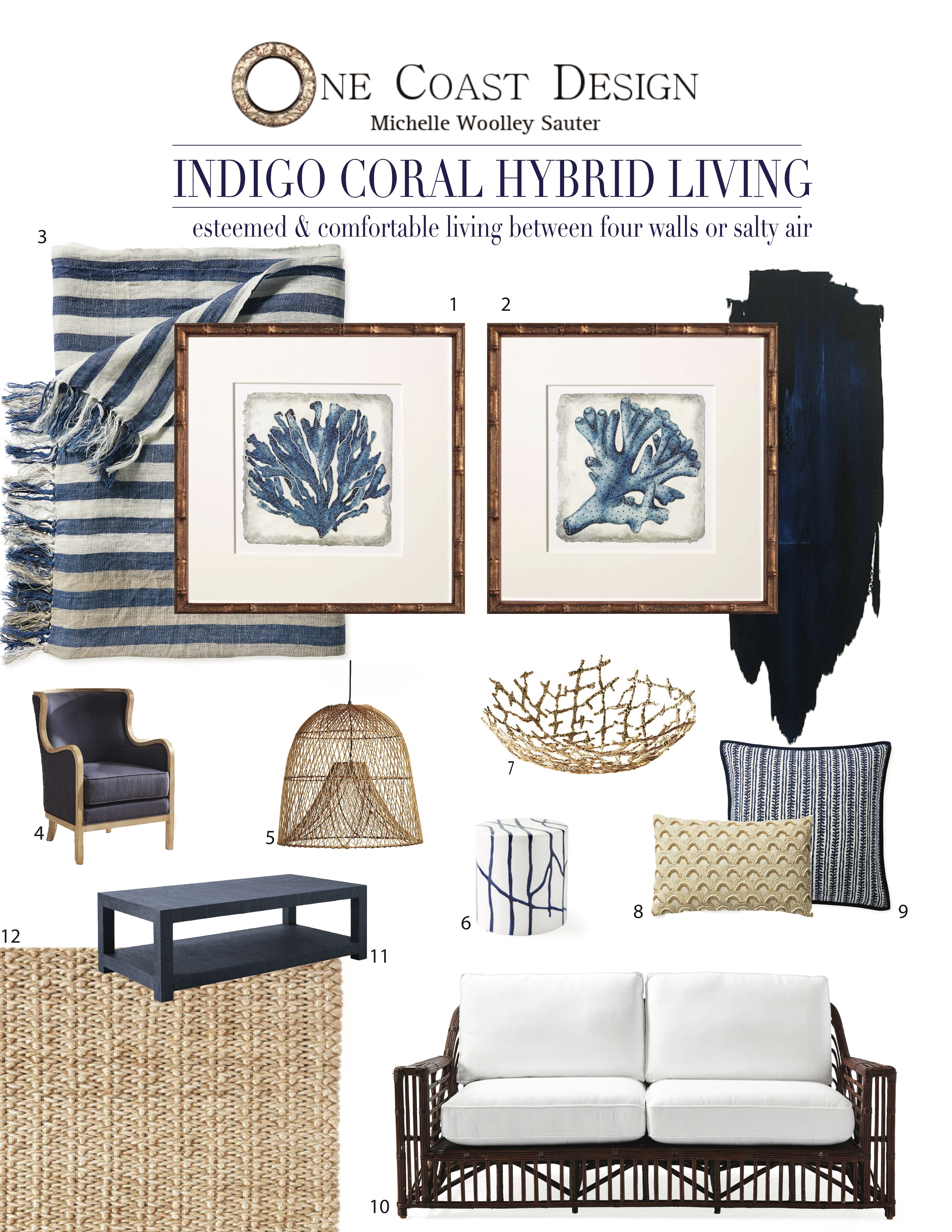 Summer Design Ideas, One Coast Design, One Coast Design, Michelle Woolley Sauter