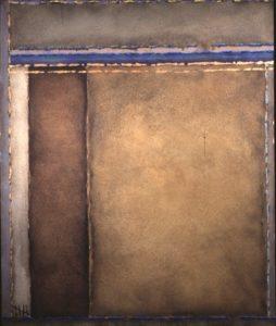 Omega V, Acrylic on Canvas
