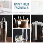 Happy Hour Essentials