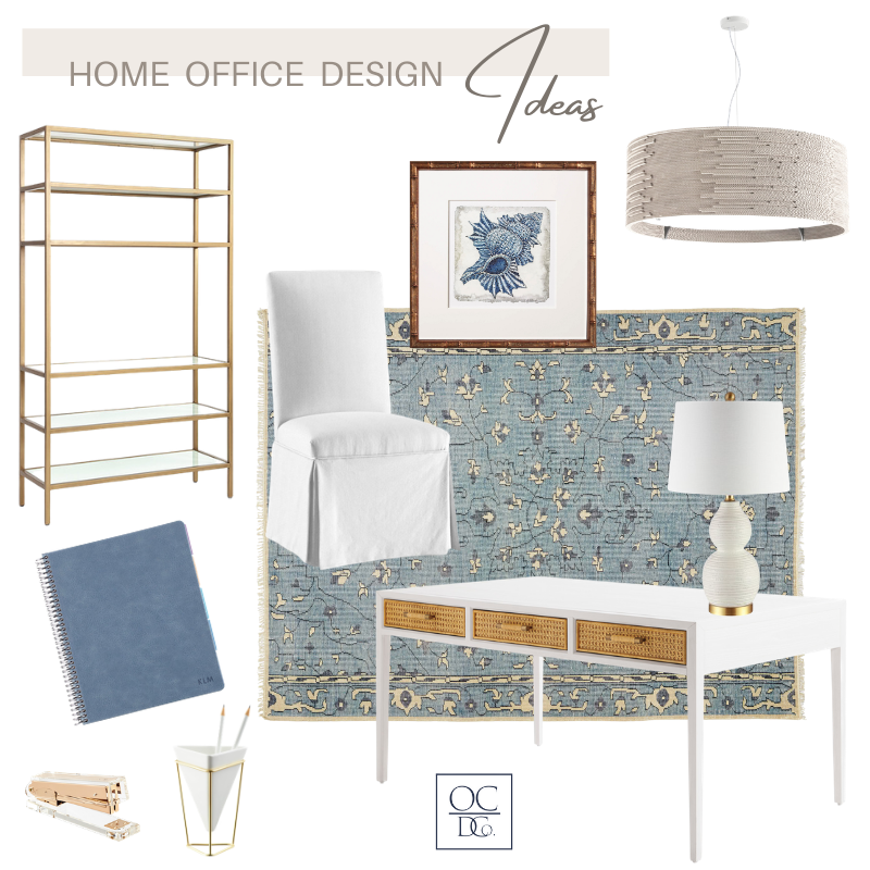 Design ideas and products for your home office