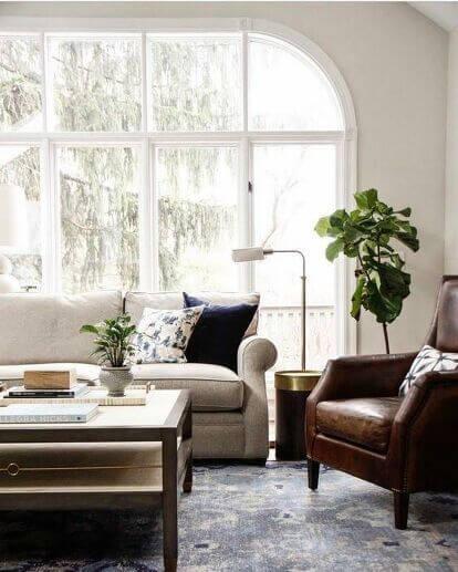 Neutral Living Room Design Ideas 1