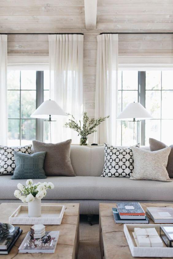 Neutral Living Room Design Ideas 2