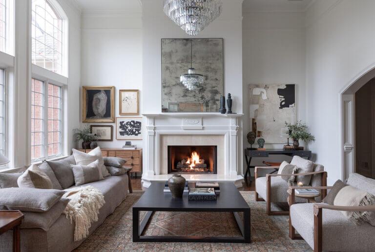 Neutral Living Room Design Ideas 4