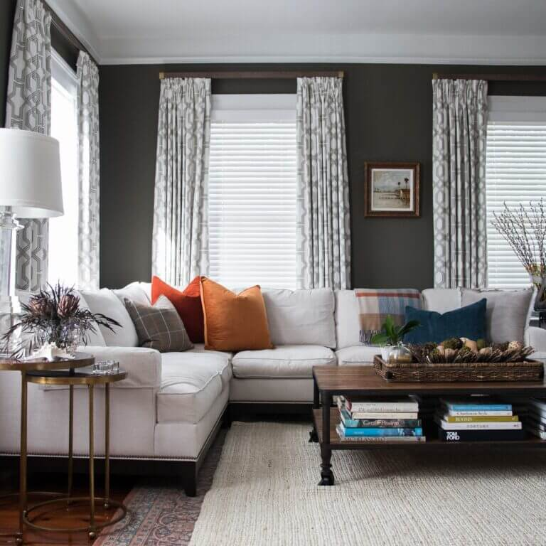 Neutral Living Room Design Ideas 7
