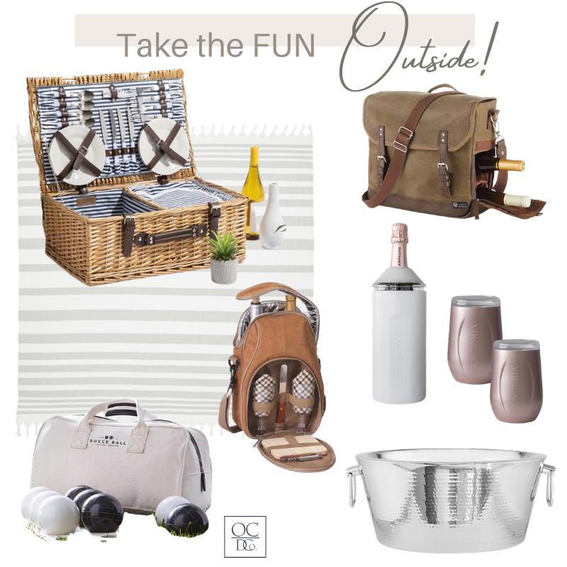 Fun items to use for outdoor fun