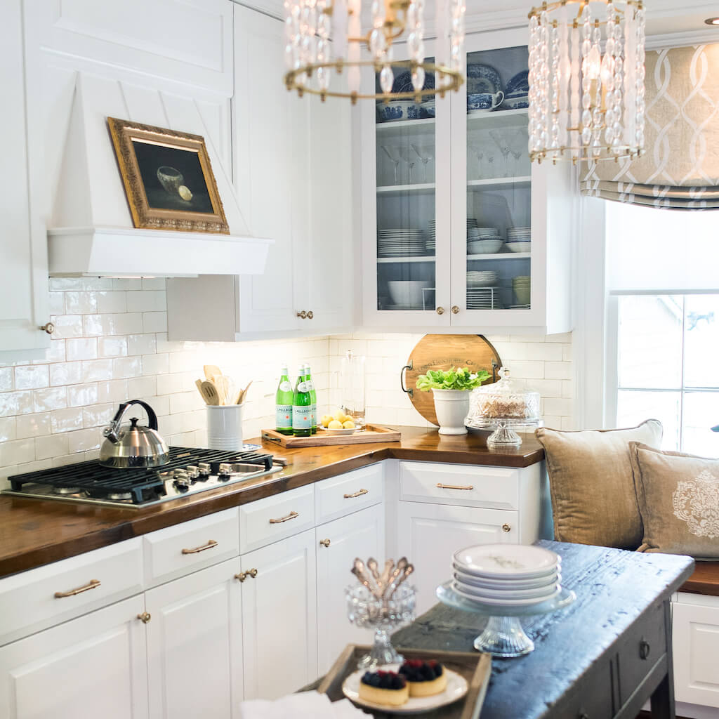 Historic House Renovation - Kitchen Summerville