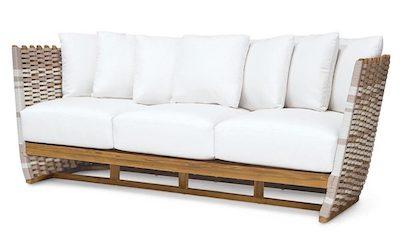 Kathy Kuo Home Sofa