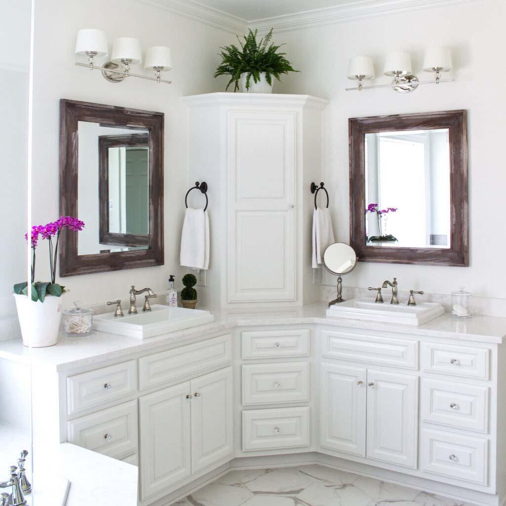 Master Bathroom project in Florida