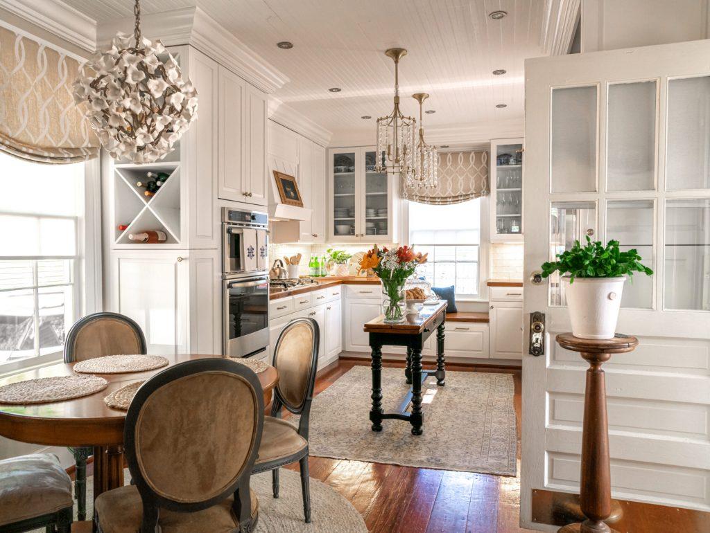 Coburn Richardson House kitchen